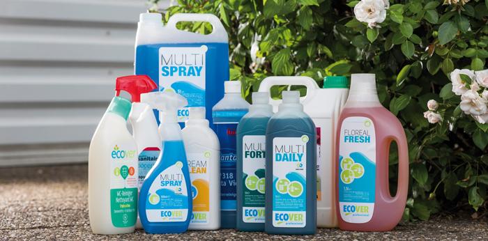 Tounet - Nettoyage Professionnel et Industriel - nos produits